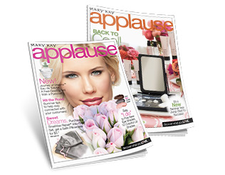 Applause® magazine keeps you informed.