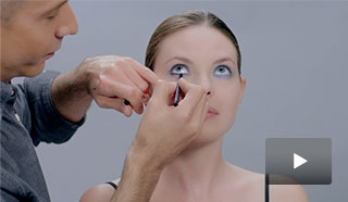 Learn how to use makeup brushes from Global Makeup Artist Luis Casco.