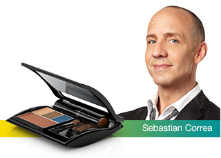 Get the latest looks from Mary Kay Global Makeup Artist Sebastian Correa.