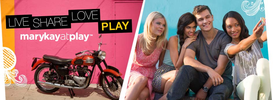 Learn more about Mary Kay At Play.™