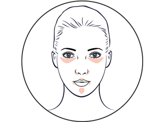 Learn how to apply Mary Kay Perfecting Concealer.