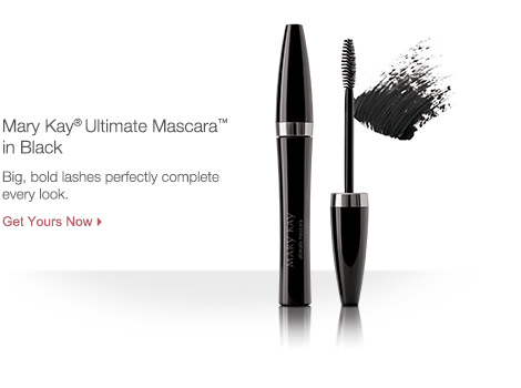 Mary Kay Ultimate Mascara in Black. Big, bold lashes perfectly complete every look. Get yours now.