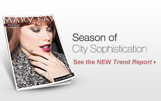 See the NEW Fall Trend Report from from Mary Kay.