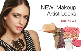 New! Makeup Artist Looks. See now.