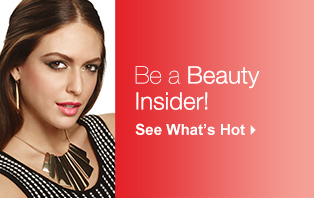 Be a Beauty Insider! See what