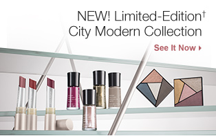 See the NEW limited-edition† City Modern Collection from Mary Kay.