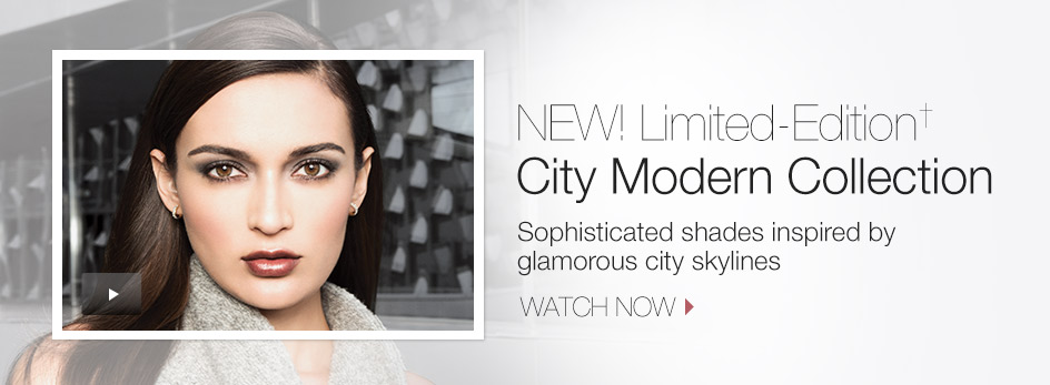 Watch this video to learn all about the NEW limited-edition† City Modern Collection from Mary Kay.