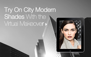 Try on the NEW City Modern trend using the virtual makeover from Mary Kay.