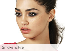 Get the step-by-step application tips for the Smoke & Fire look created by Mary Kay Global Makeup Artist Keiko Takagi.
